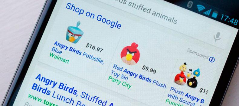 Como aparecer no Google Shopping