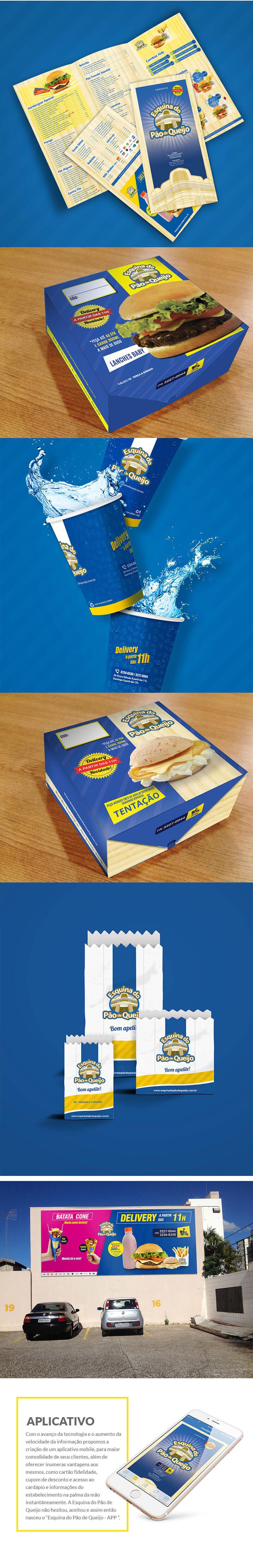 Case Esquina do Pão de Queijo