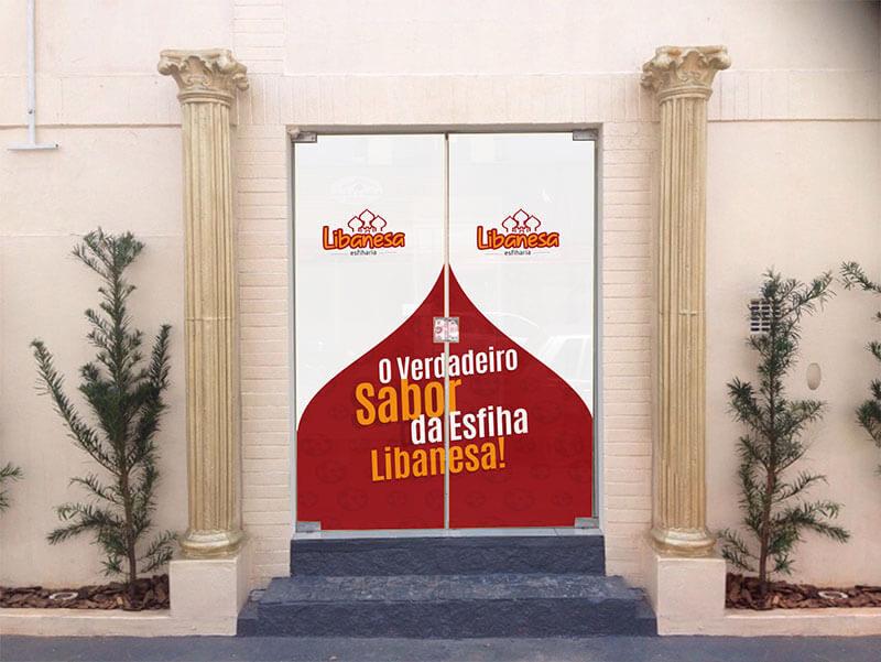 Case Esfiharia Libanesa