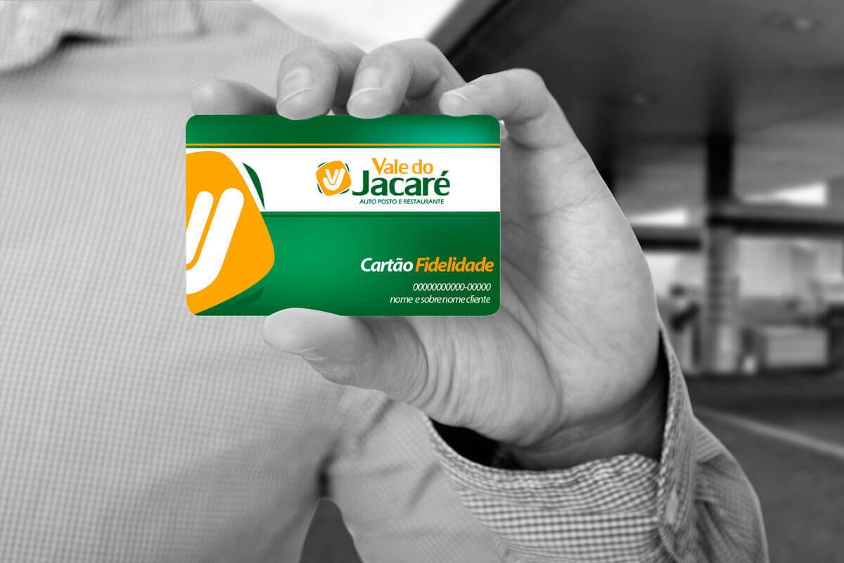Portfolio Identidade Visual Auto posto Jacaré