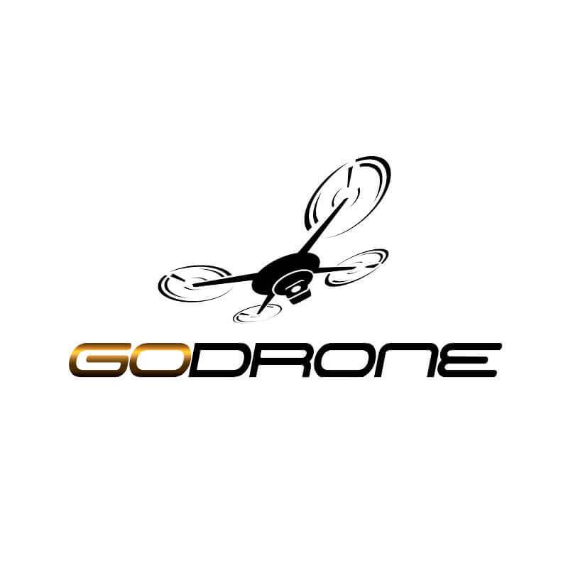 Portfolio Identidade Visual GoDrone