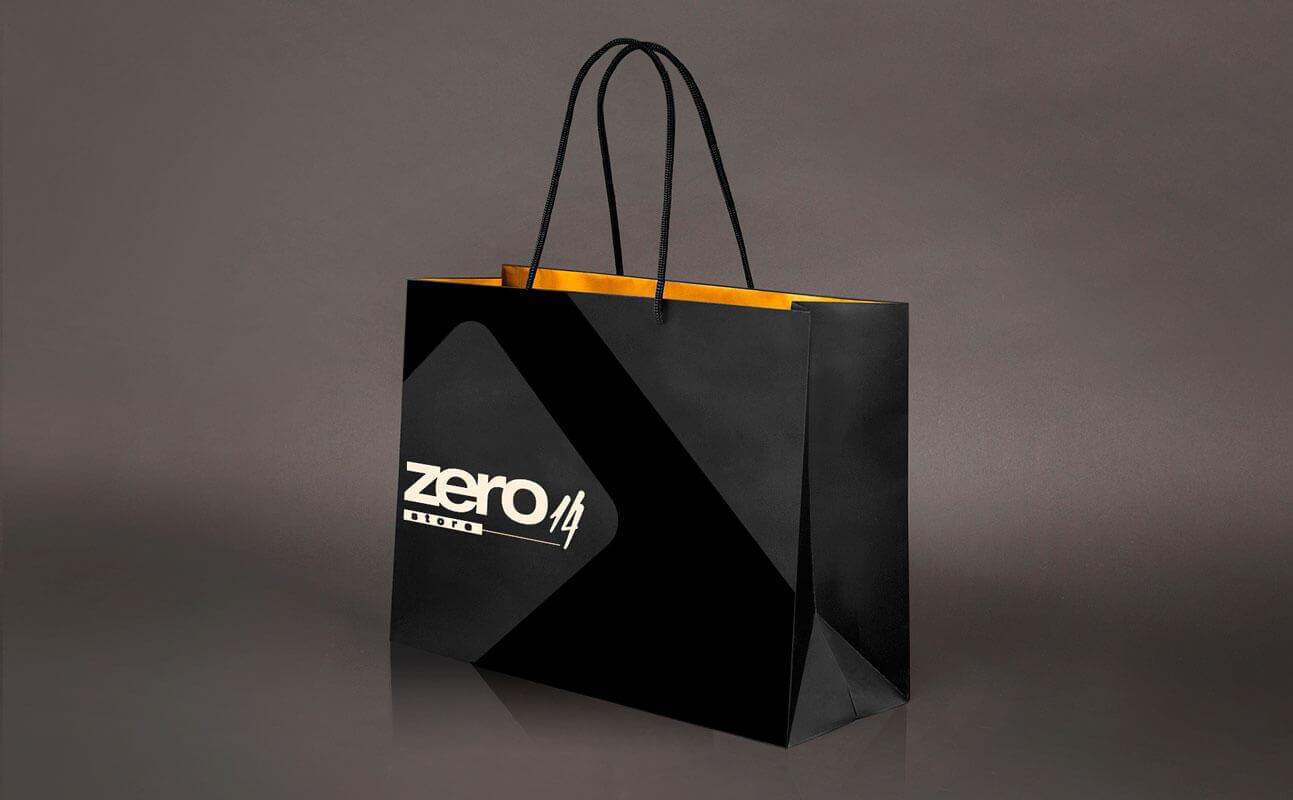 Portfolio Identidade Visual Zero 14
