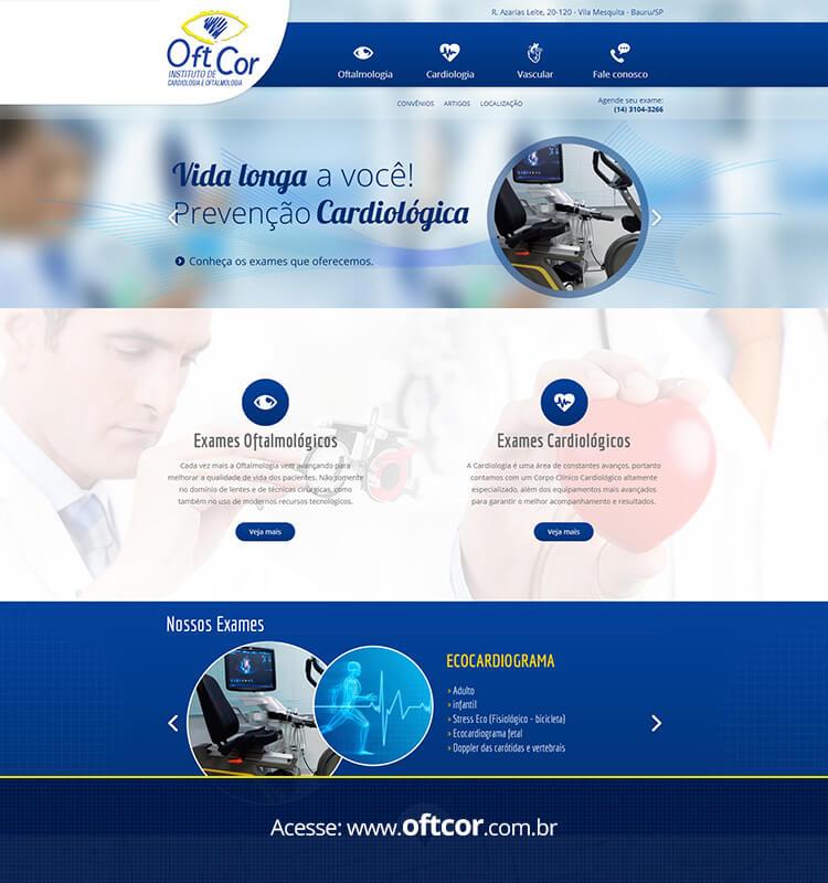 Portfolio Site Oftcor