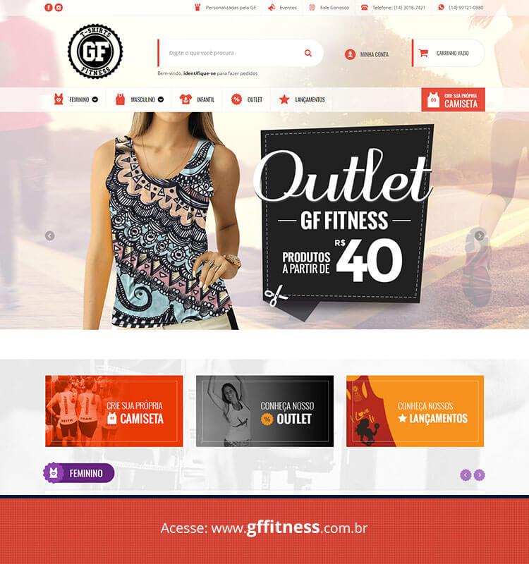 Portfolio Site GF Fitness