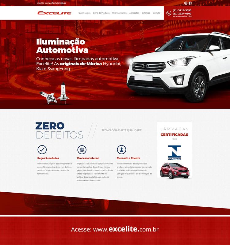 Portfolio Site Excelite