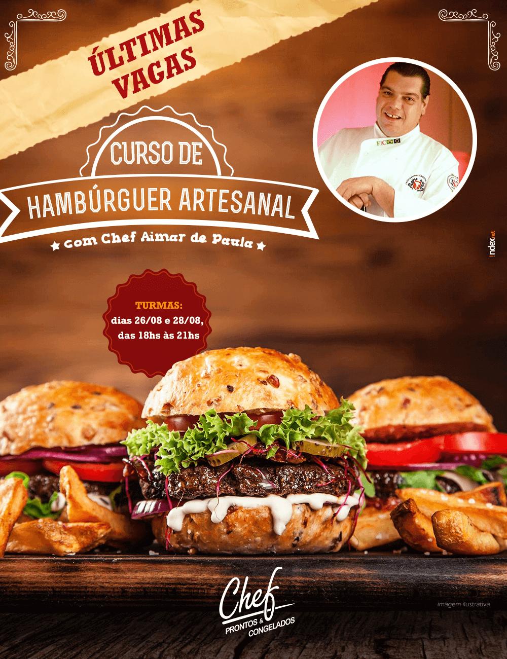 Chef – Divulgar no Facebook Criar Fanpage agencia de publicidade digital facebook para empresas bauru