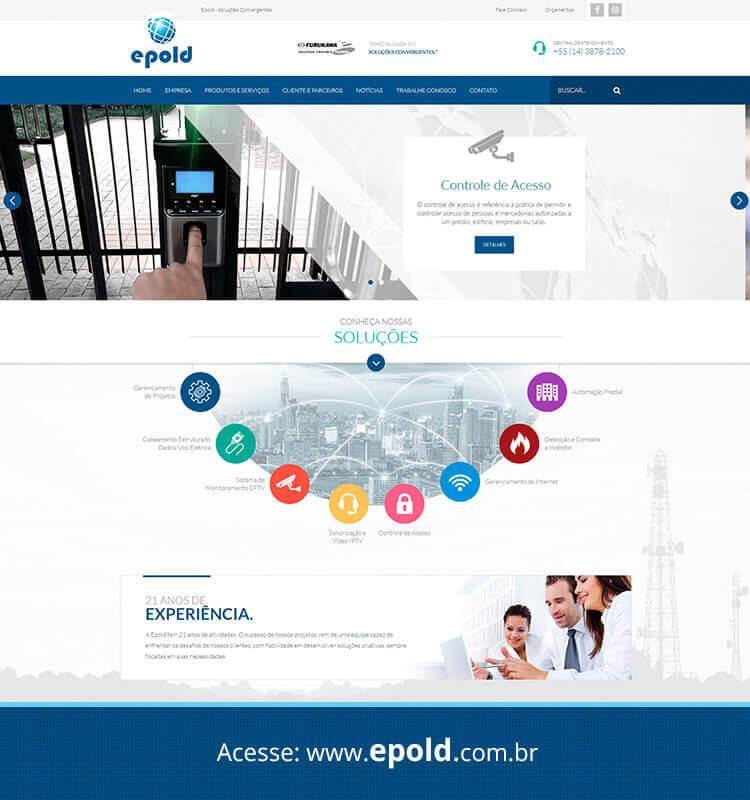Portfolio Site Epold