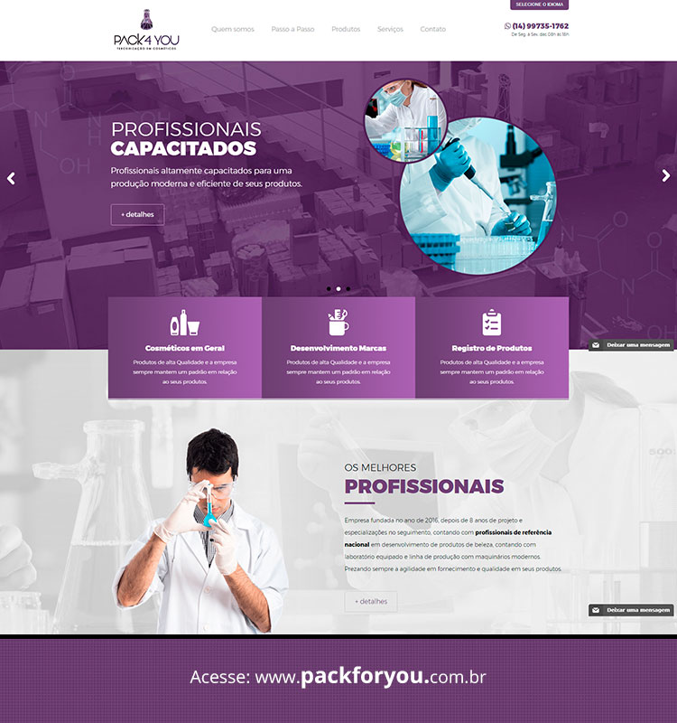Portfolio Site Pack4You