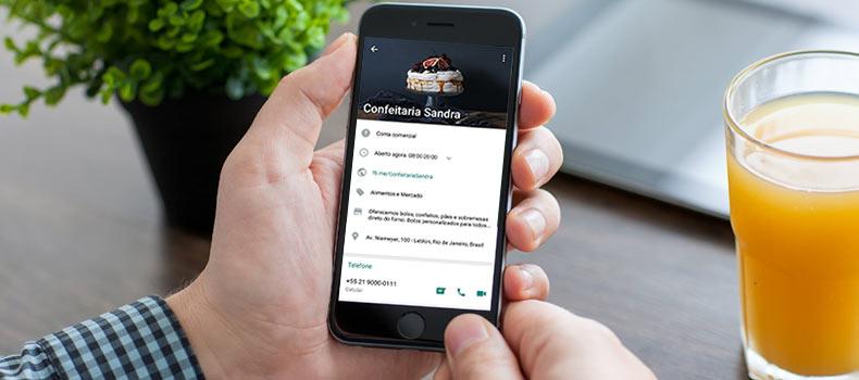 WhatsApp Business chega ao Brasil e já pode ser usado por pequenas empresas
