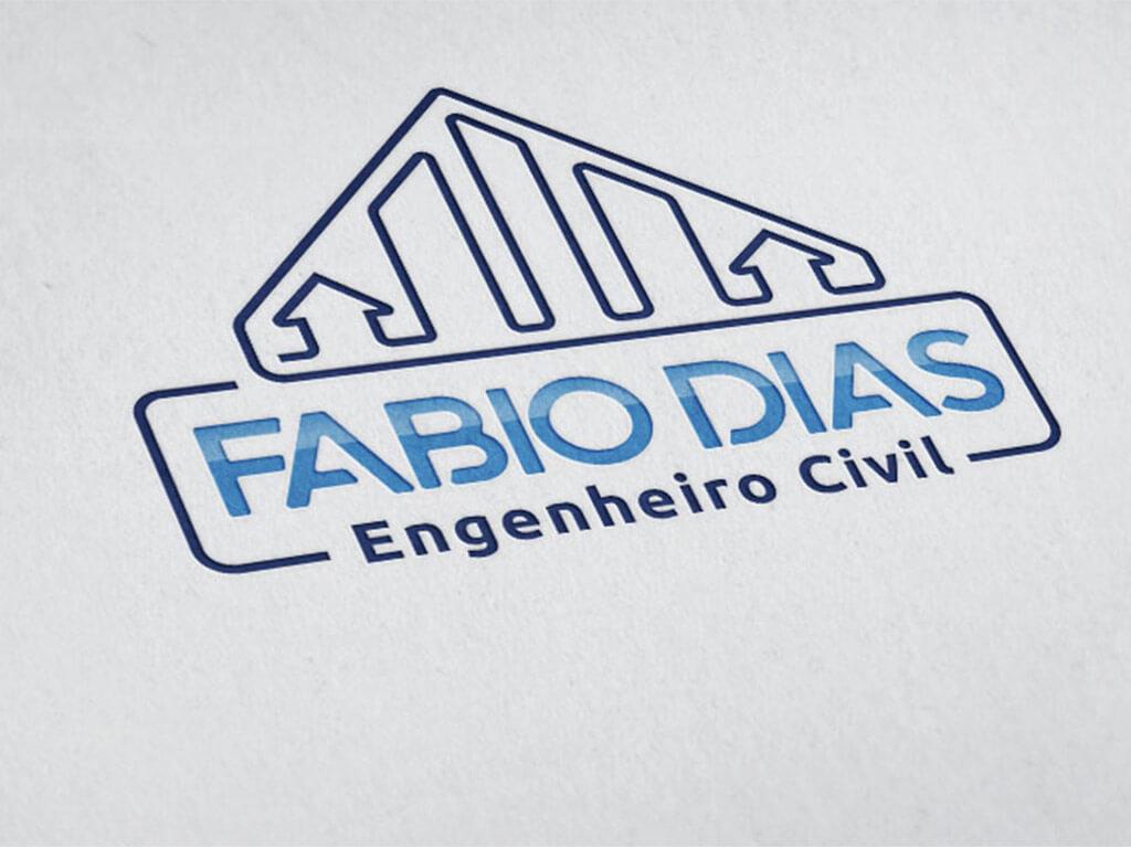 Portfolio Identidade Visual Fabio Dias Engenheiro Civil