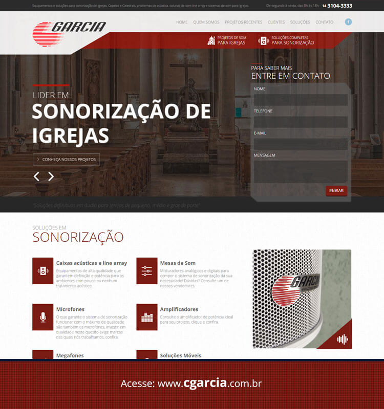 Portfolio Site C.Garcia