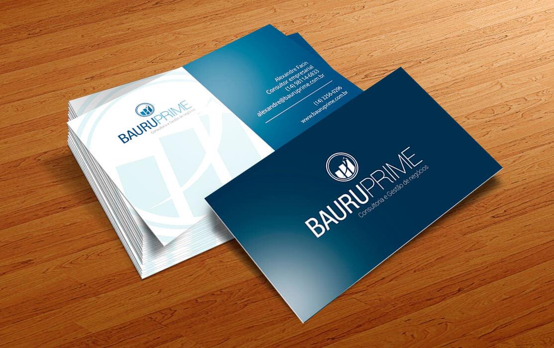 Portfolio Identidade Visual Bauru Prime