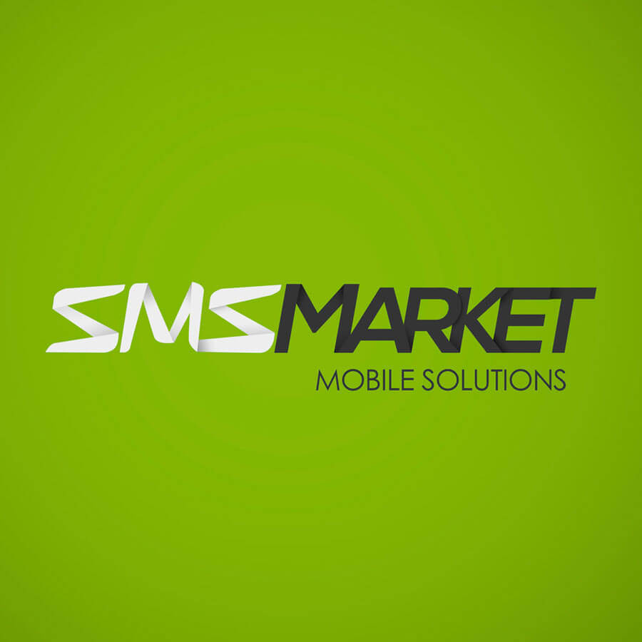 Portfolio Identidade Visual SMS Market
