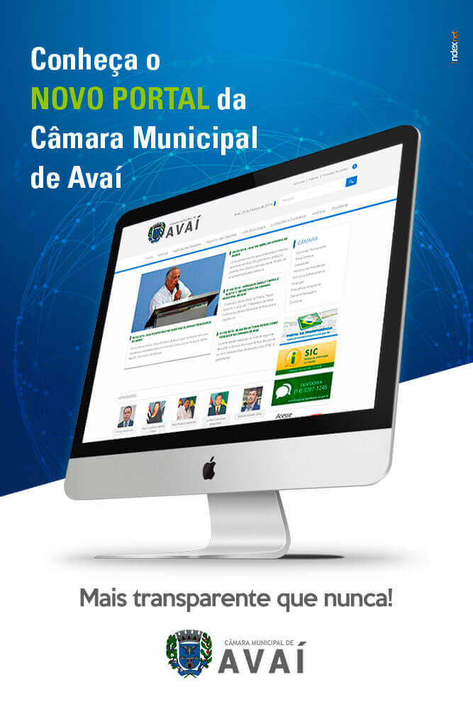 Câmara Municipal de Avaí – Divulgar no Facebook Criar Fanpage agencia de publicidade digital facebook para empresas bauru