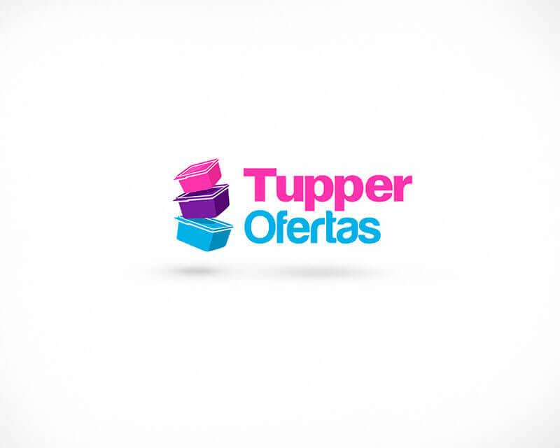 Portfolio Identidade Visual Tupper Ofertas