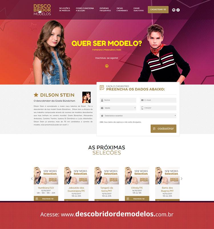 Portfolio Site  Descobridor de Modelos