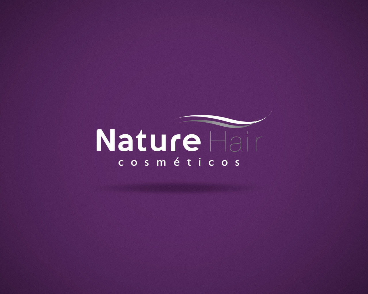 Portfolio Identidade Visual Nature Hair