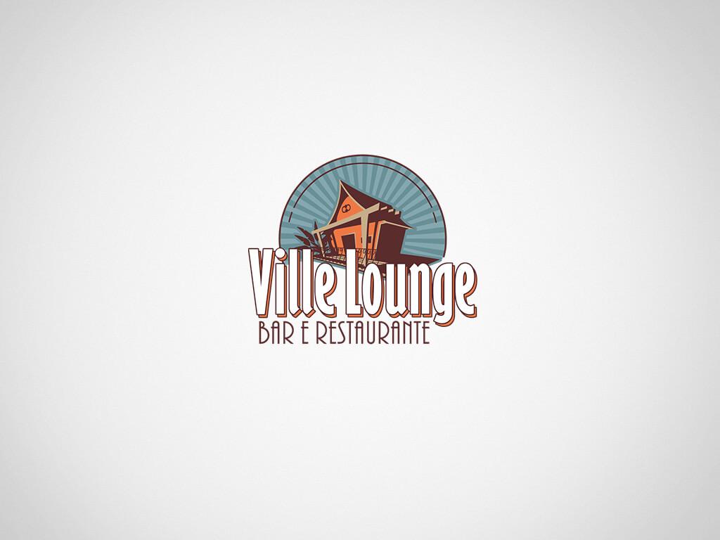 Portfolio Identidade Visual Ville Lounge