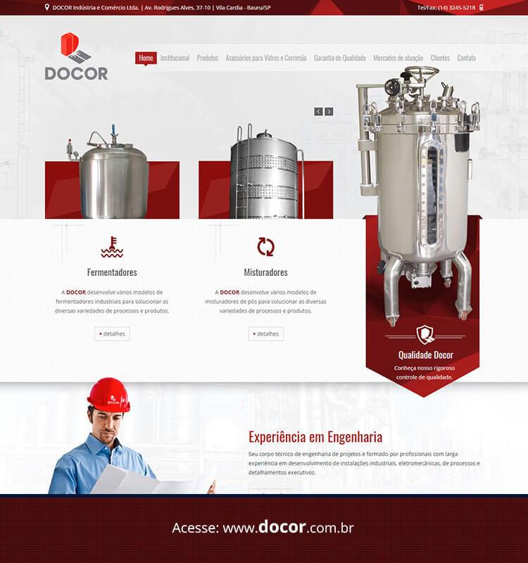 Portfolio Site Docor