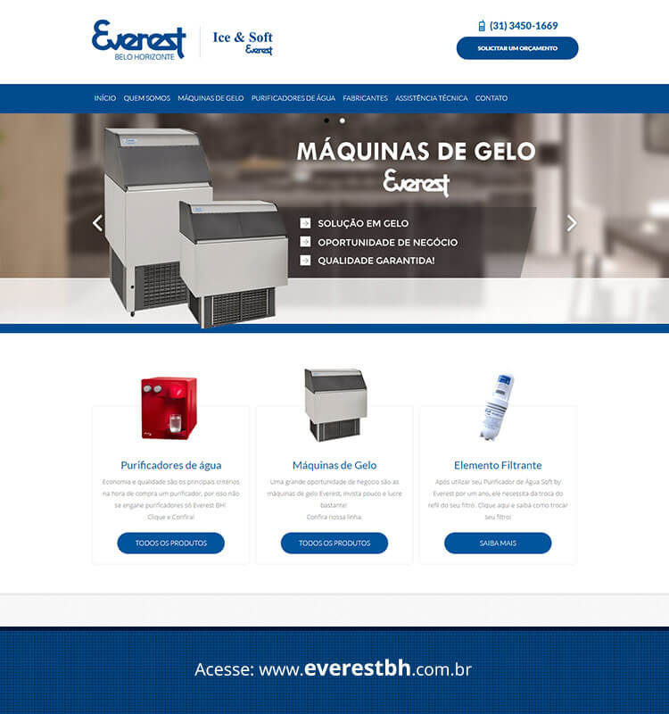 Portfolio Site Everest BH