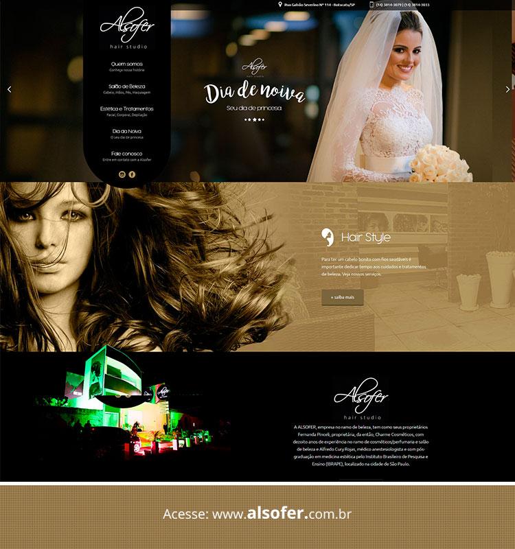 Portfolio Site Alsofer