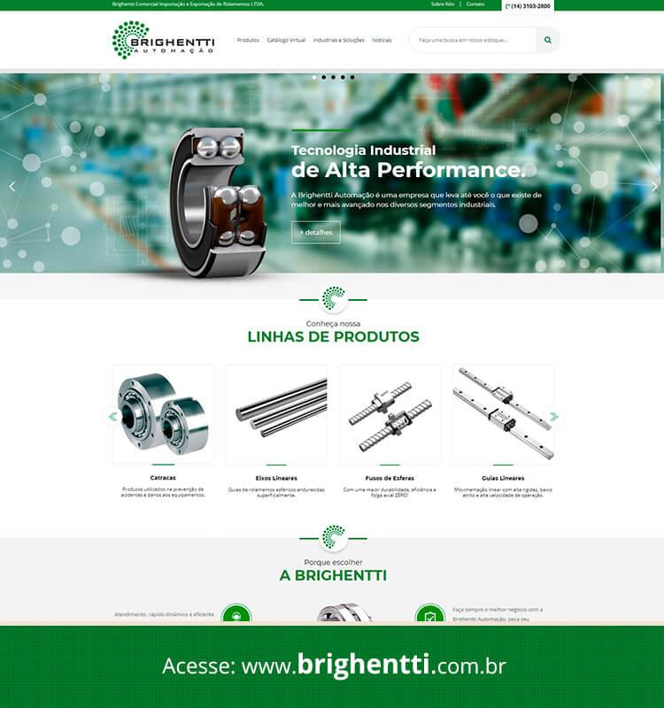 Portfolio Site Brighentti