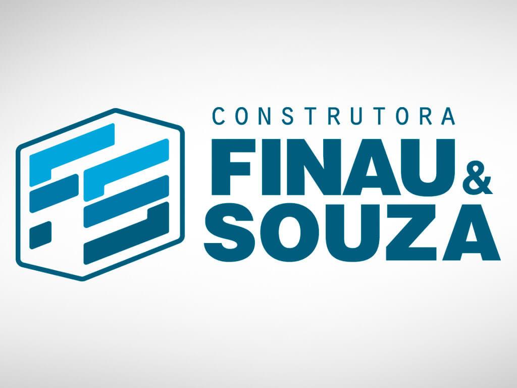 Portfolio Identidade Visual Construtora Finau e Souza