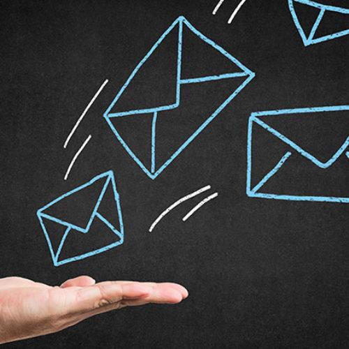 Configuração de E-mail
